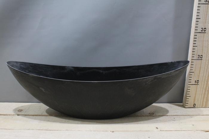 <h4>PLASTIC BOAT XXL GREY H18 D65/13 FV16089-GREY</h4>