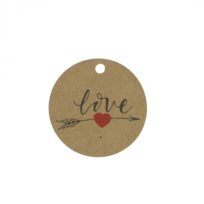 <h4>Valentijn Label Love d05cm x50</h4>