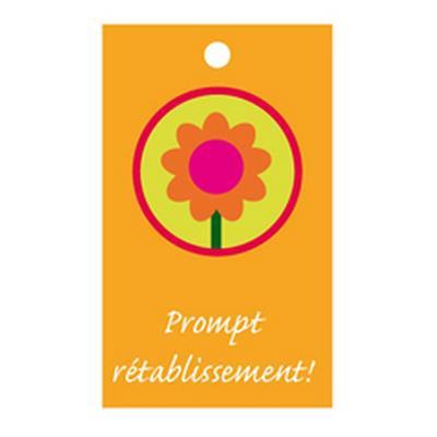 <h4>Bloemkaartjes ma -Rétablissement- pakje 20 stuks</h4>