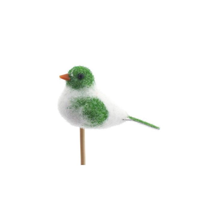 <h4>Bijsteker 50cm Vogel Lisa d8.5cm</h4>