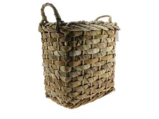 <h4>Basket Waterhyacint 29x19x34cm</h4>