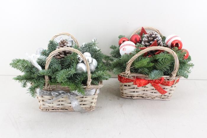 <h4>arr.. Kerst PL - Gevlochten tas rood</h4>