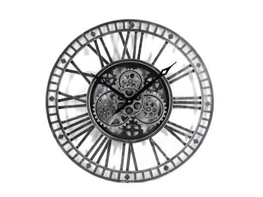 <h4>Clock Gear Openø110 Grey 84427</h4>