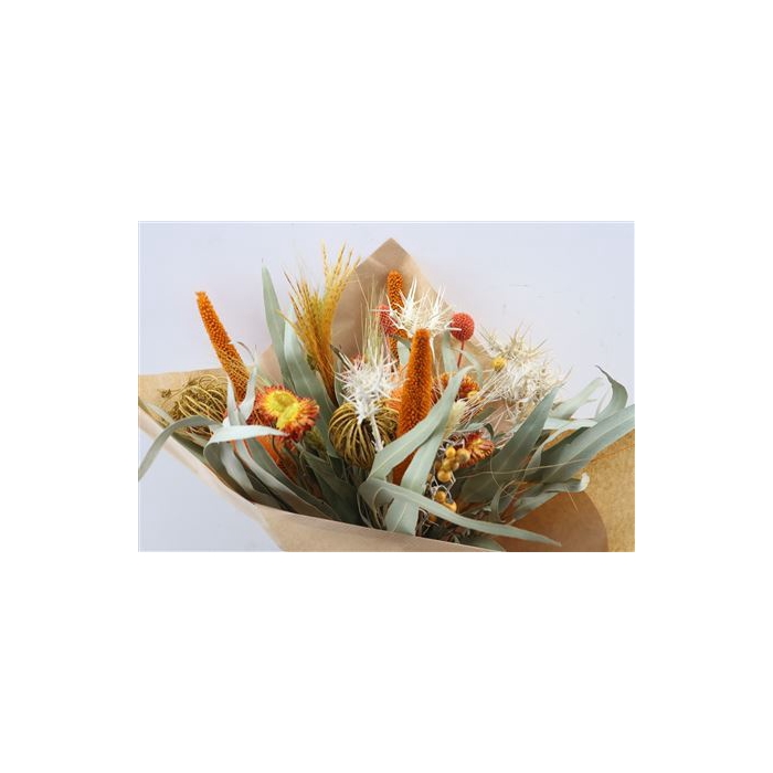 <h4>Dried Bqt Myflowers Gomera 2.0 Orange</h4>