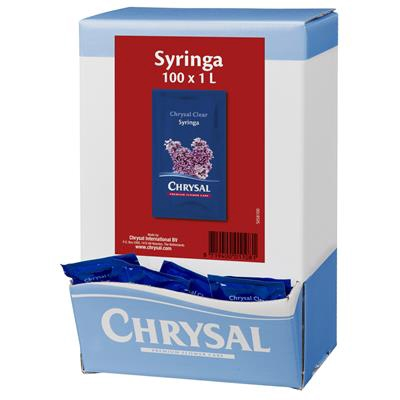 <h4>Chrysal XSC shrubfood (syringa) - dispenser 100 p</h4>