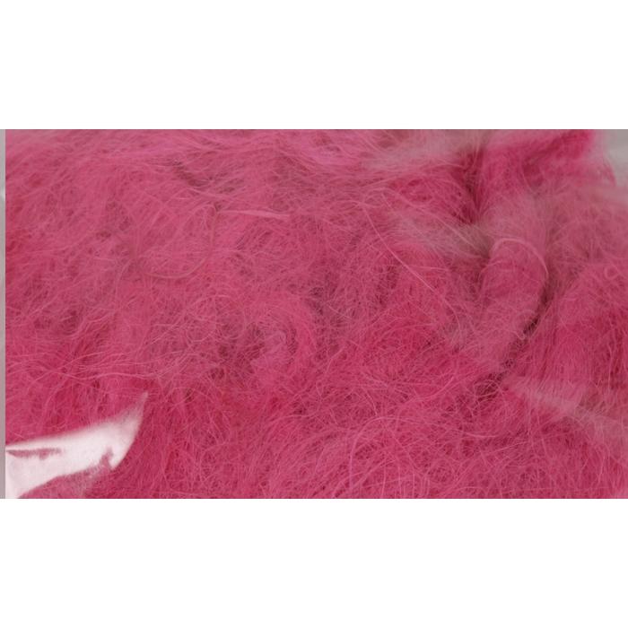 <h4>Fuzzy fibre 100 gram in poly fuchsia</h4>