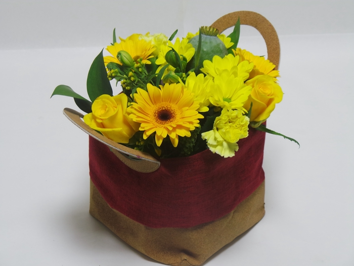 <h4>Bouquet Big Bag Yellow Rody</h4>