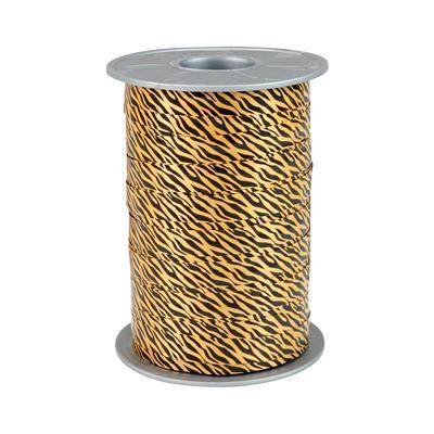 <h4>Krullint 10mm x175m  Safari Tijger 100% recy</h4>