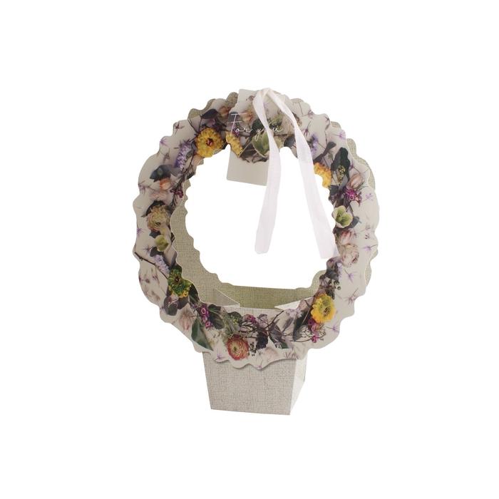 <h4>Bags Giftbox Floral 33*14*38cm</h4>