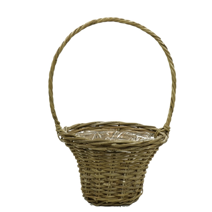 <h4>Baskets Rattan handle d35*56cm</h4>