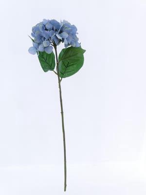 <h4>Af Hydrangea Single W/3 Lvs Gr</h4>