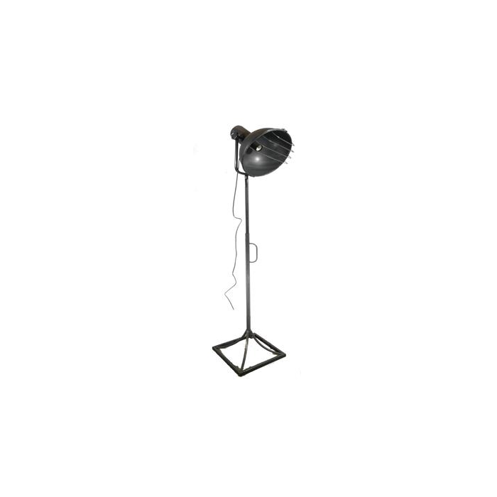 <h4>Lamp Mtl Standing 200cm Black</h4>