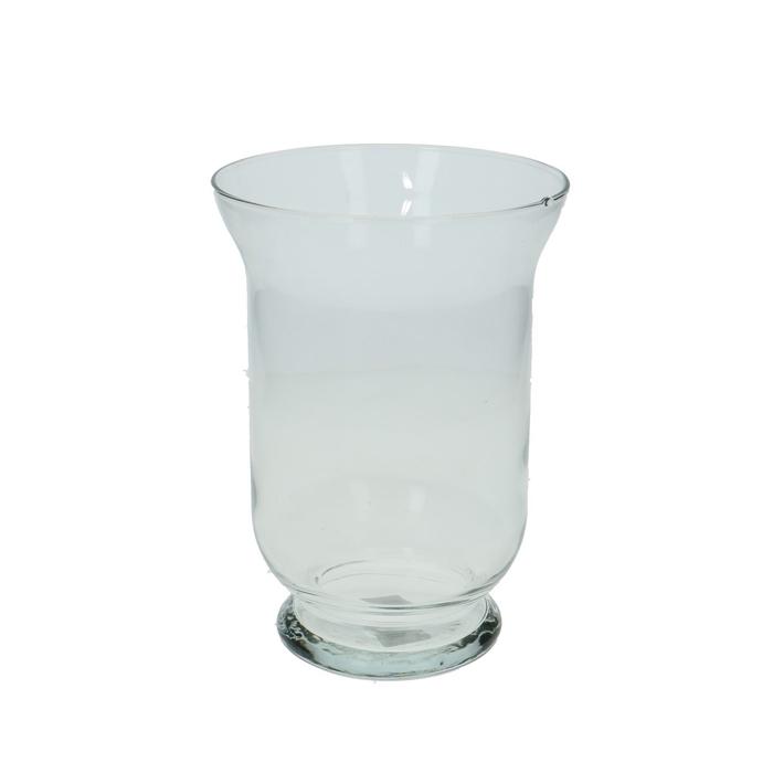 <h4>Glas Windlicht d14*19.5cm</h4>