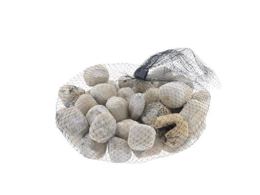 <h4>Stone Wood Bag 50pcs White</h4>
