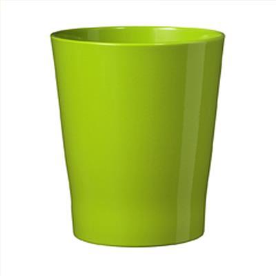 <h4>Pot Merina Céramique Ø14xH15cm vert lime brilliant</h4>