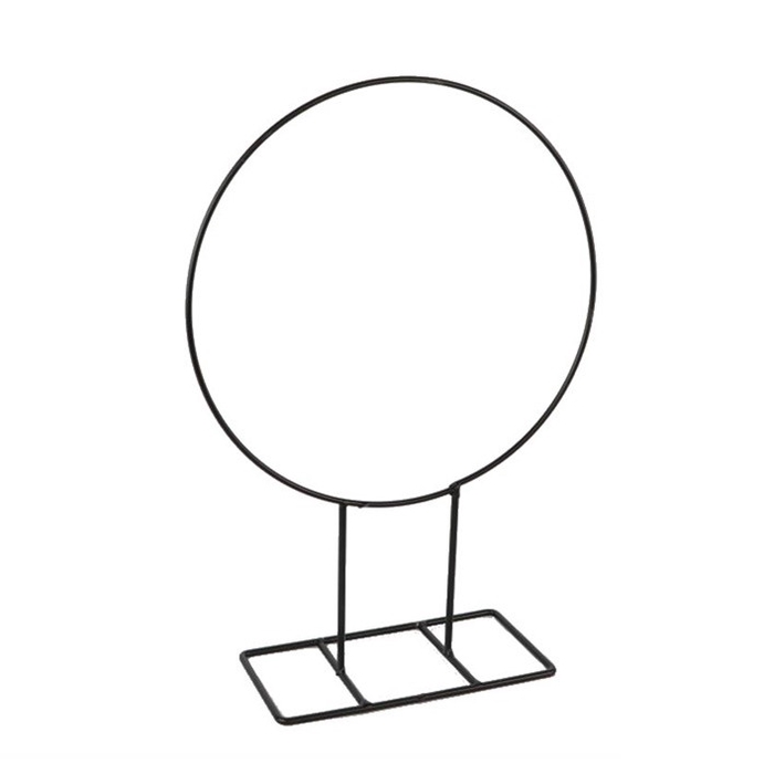 <h4>Bloemisterij Ijzeren ring/voet d38*50cm</h4>