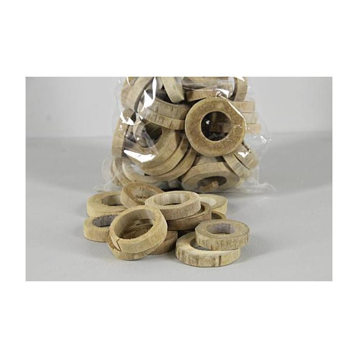 <h4>Bamboo Ring/slice Ø4-6cm(500g)</h4>