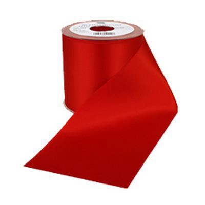 <h4>Ruban à deuil DC exclusif 70mmx25m rouge</h4>