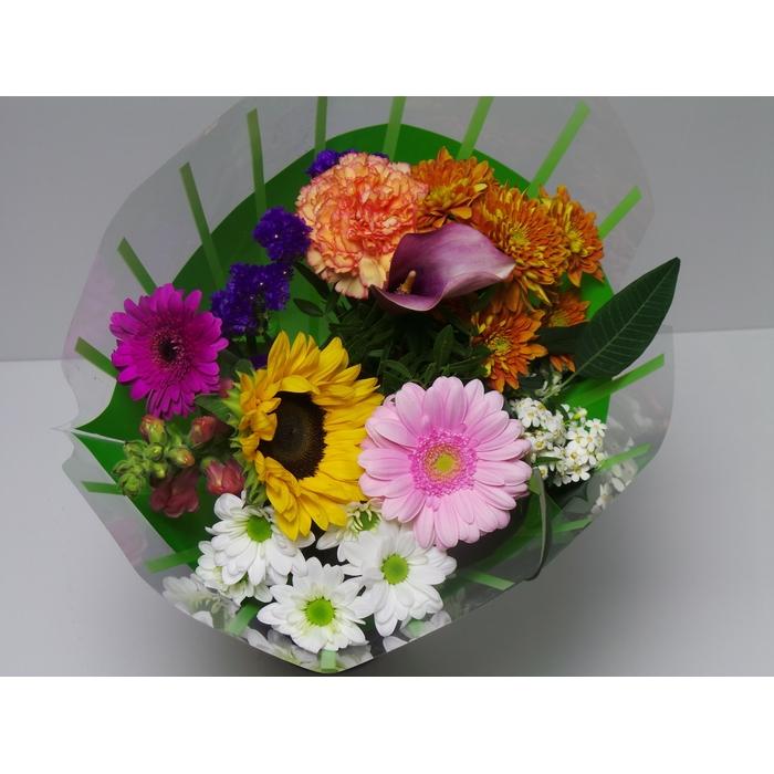 <h4>Bouquet 10 stems Mixed</h4>