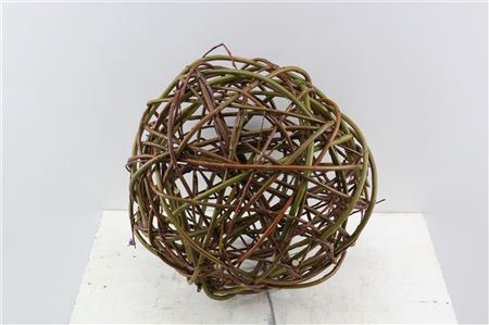<h4>Ball Willow 30cm Natural P.pce</h4>