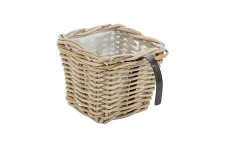 <h4>Balcony basket Pima 17x17x15 grey</h4>