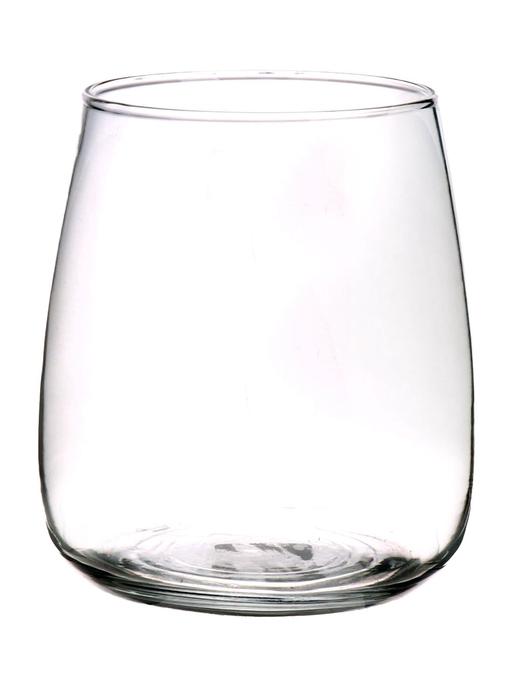 <h4>DF885081900 - Vase Alzada d11.5/14xh17 clear</h4>