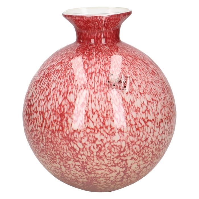 <h4>Glas Fidrio Ancient flesvaas d3/15*19cm</h4>