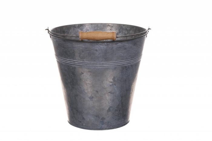 <h4>DF500062300 - Bucket Yorklyn d23xh22 grey</h4>
