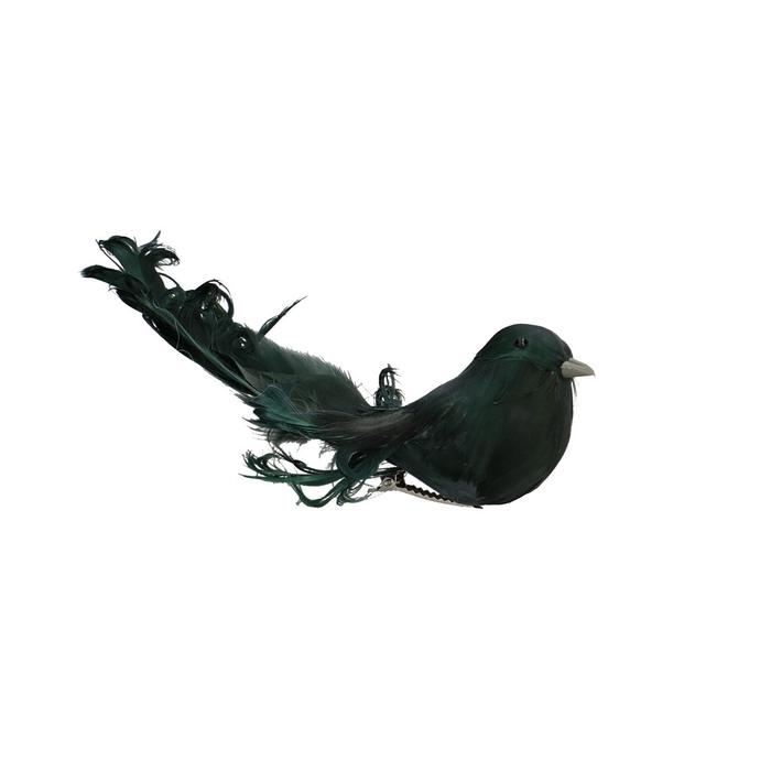 <h4>Autumn Feather tail clip 16cm x4</h4>