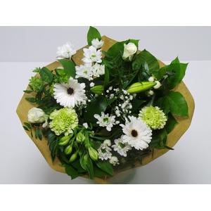 Bouquet KIM Medium White