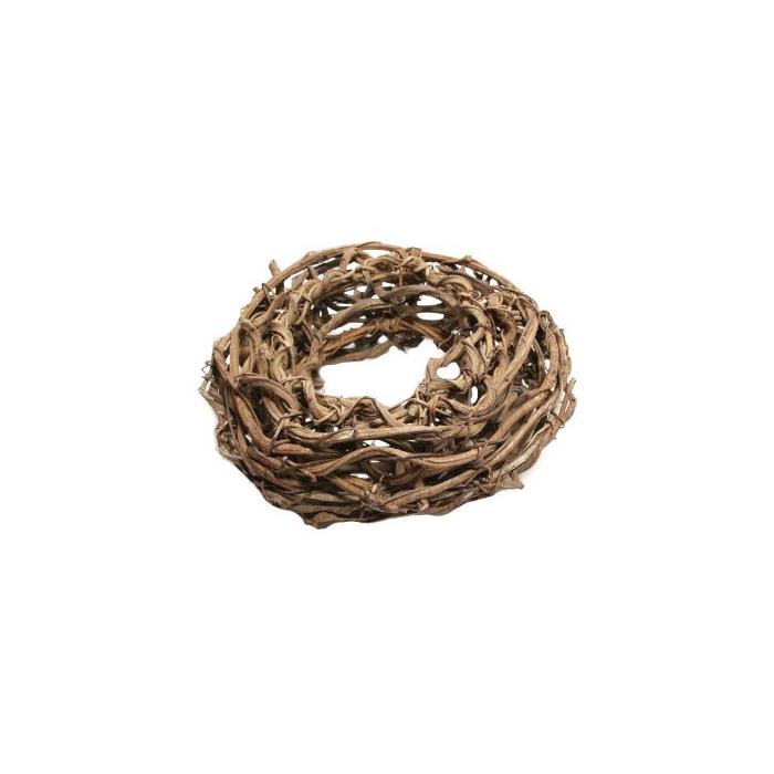 <h4>Wreath d38cm Angle vine open</h4>