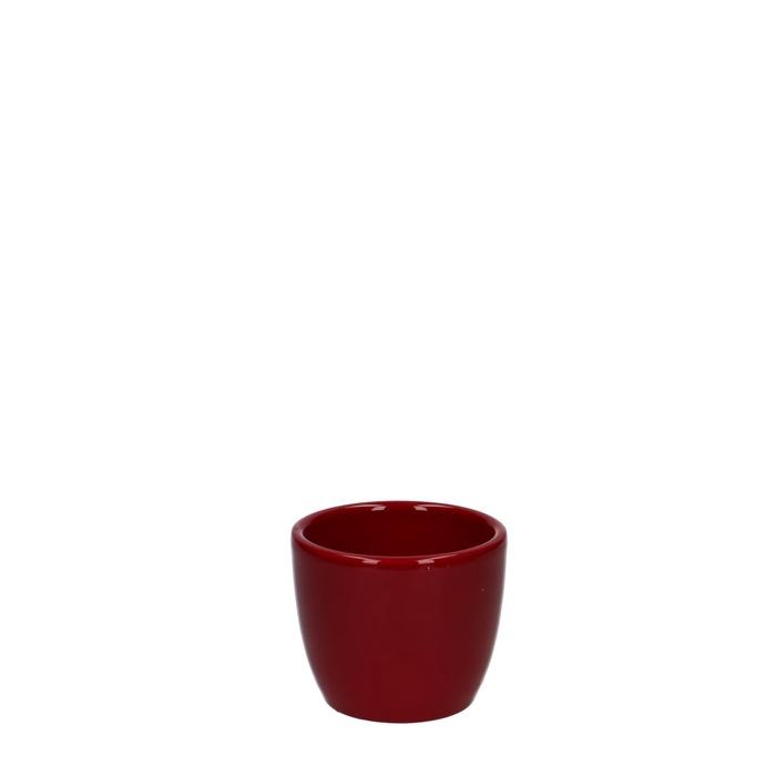 <h4>Ceramics Boule pot d07*6cm</h4>
