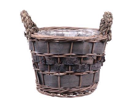 <h4>Basket Trimble2 d23xh17 grey</h4>
