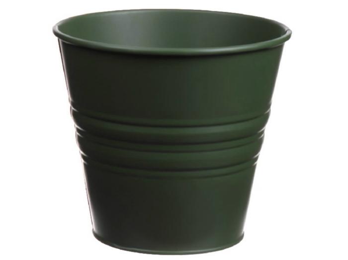 <h4>DF500065347 - Pot Yates1 d13.5xh12 kale green</h4>