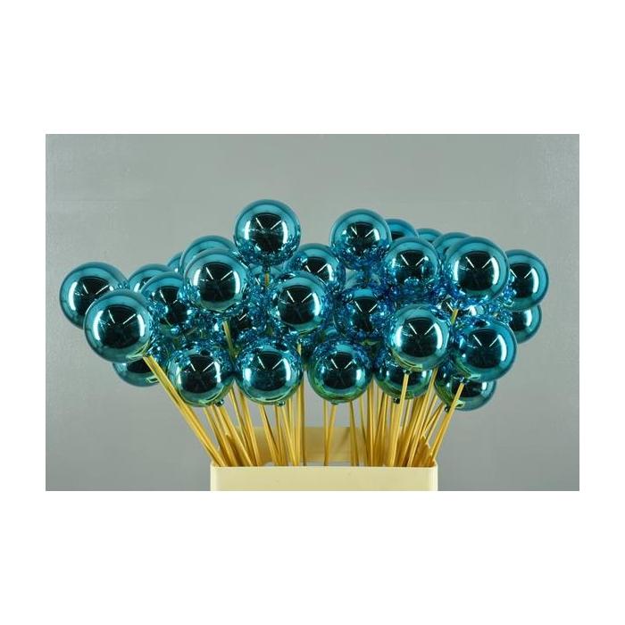 <h4>Stick Ball C. Ø6 L. Blue Shiny</h4>