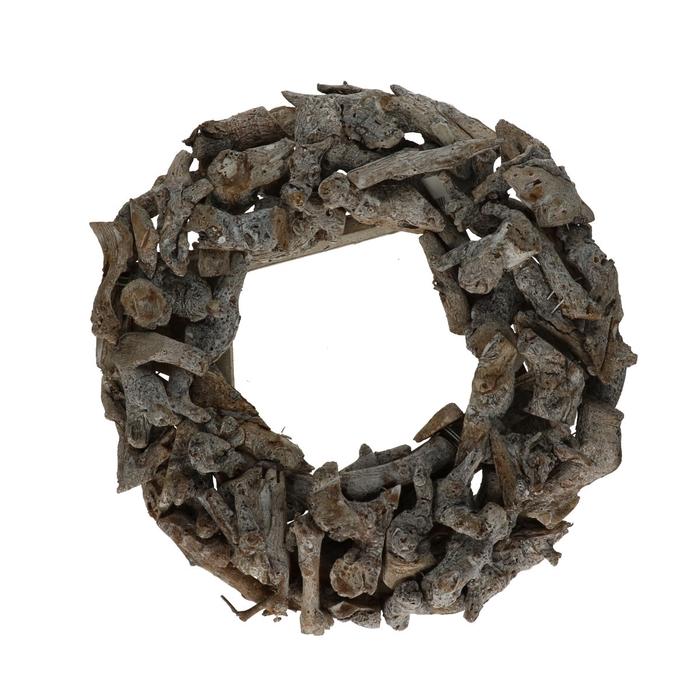 <h4>Wreath d40cm Capricious</h4>