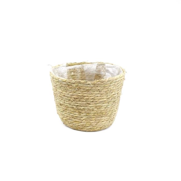 <h4>Manden Pot gras d24*18cm</h4>