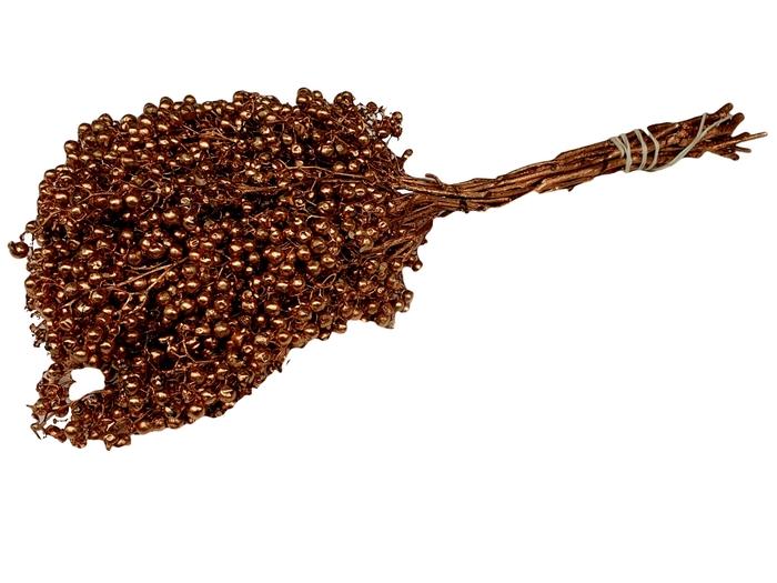<h4>Pepperberries per bunch in poly copper</h4>