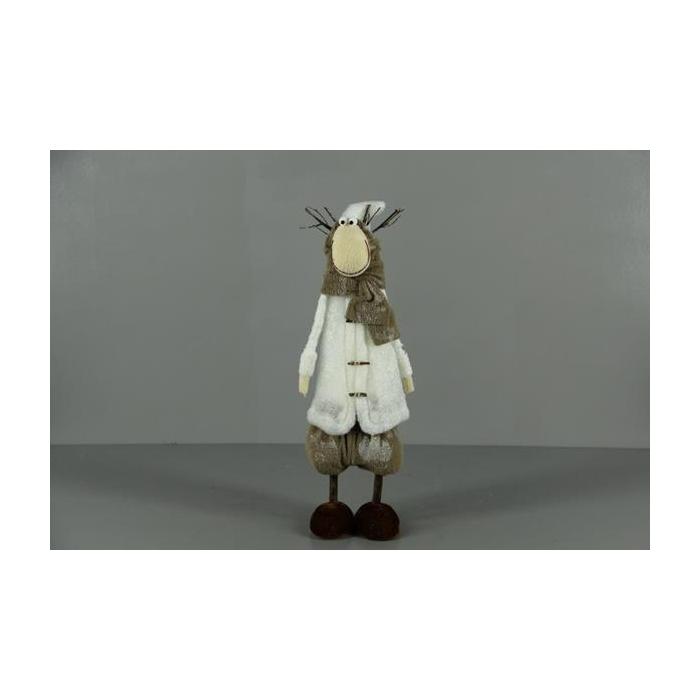 <h4>Figurine Reindeer 56cm</h4>