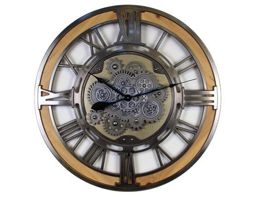 <h4>Clock Gear Open Ø79 Slvr 81532</h4>