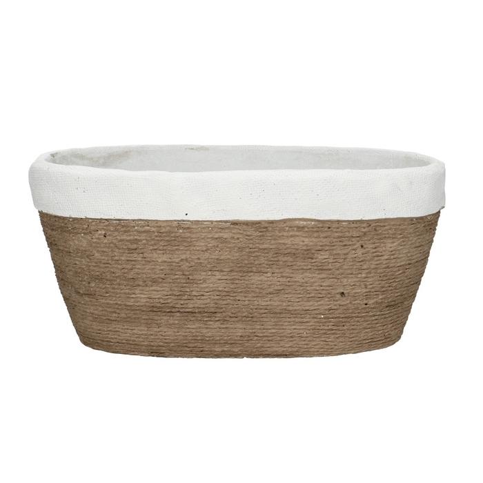 <h4>Ceramics Bondone planter ov.24/14*11cm</h4>
