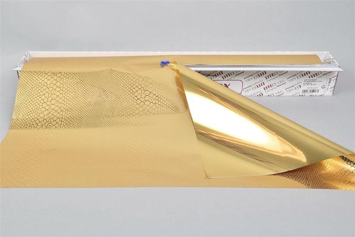 <h4>Folie Cut-box Phyton Gold 60cmx50m</h4>