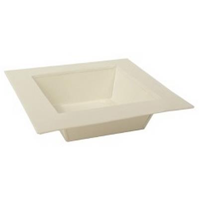 <h4>Bowl Vigo zinc L25xB25xH5,5cm cream</h4>