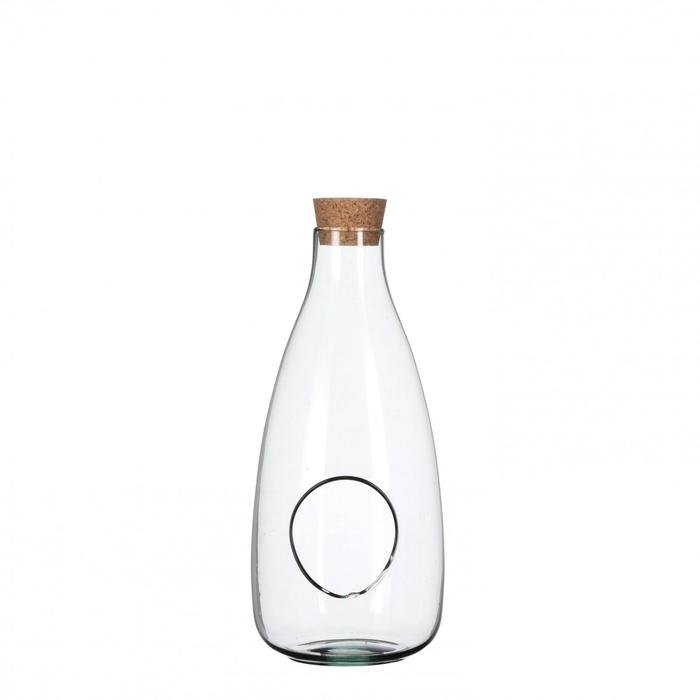 <h4>Glas Eco Fles d15*43cm</h4>