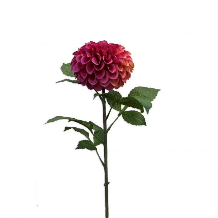 <h4>Silk Dahlia pompon 74cm</h4>