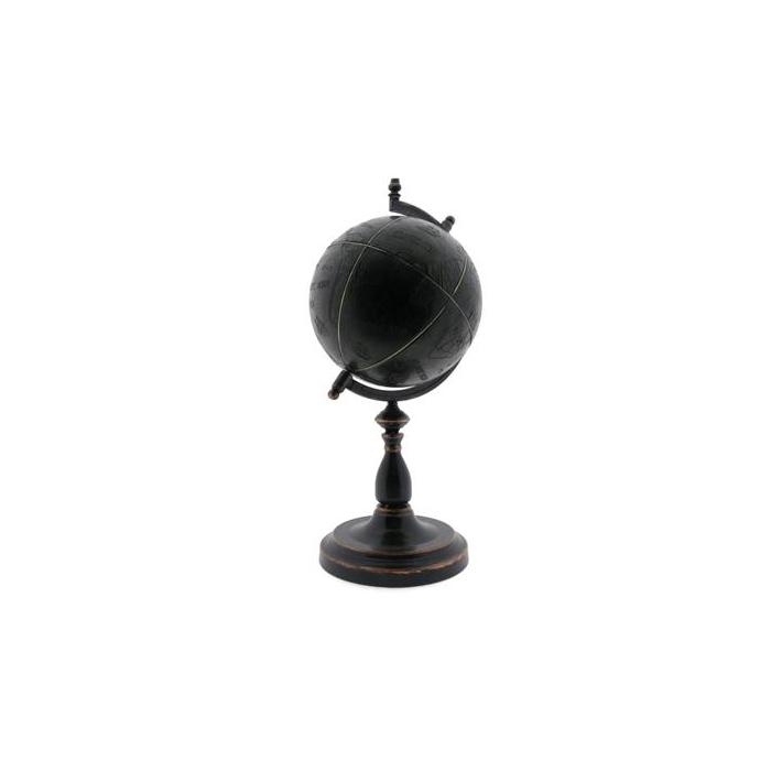 <h4>Globe31x29x70cm Black</h4>