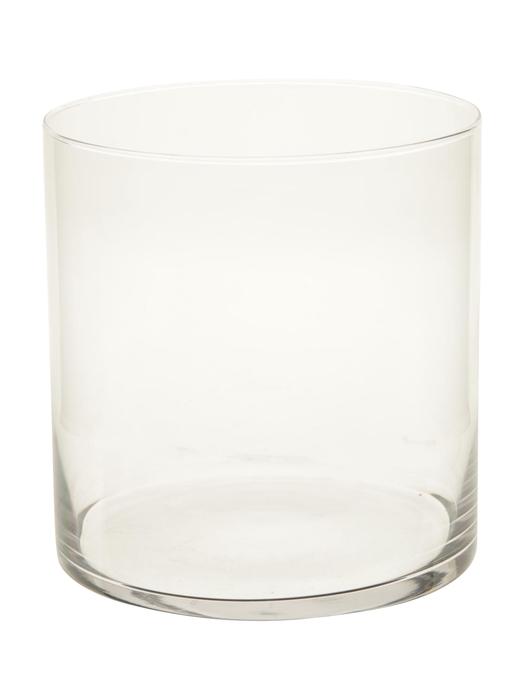 <h4>DF883523000 - Cylinder vase Maida d19xh20 clear</h4>