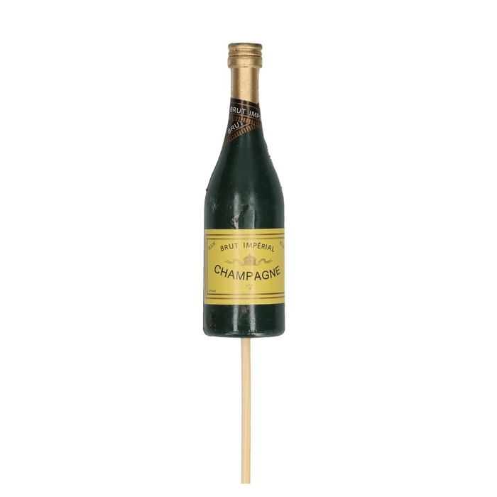 <h4>Christmas sticks 50cm Champagnefles 11cm</h4>