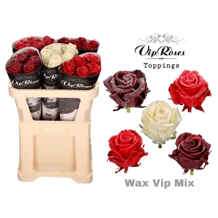 <h4>R GR WAX VIP MIX</h4>