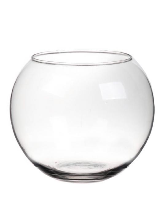 <h4>DF883654400 - Fishbowl Wasola d13/19xh16.5 clear</h4>